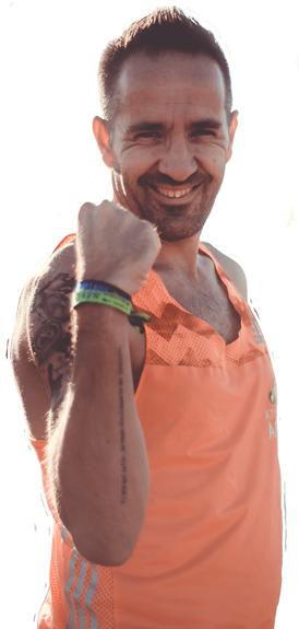 Juan Carlos Arjona - Entrenador Personal de atletismo online
